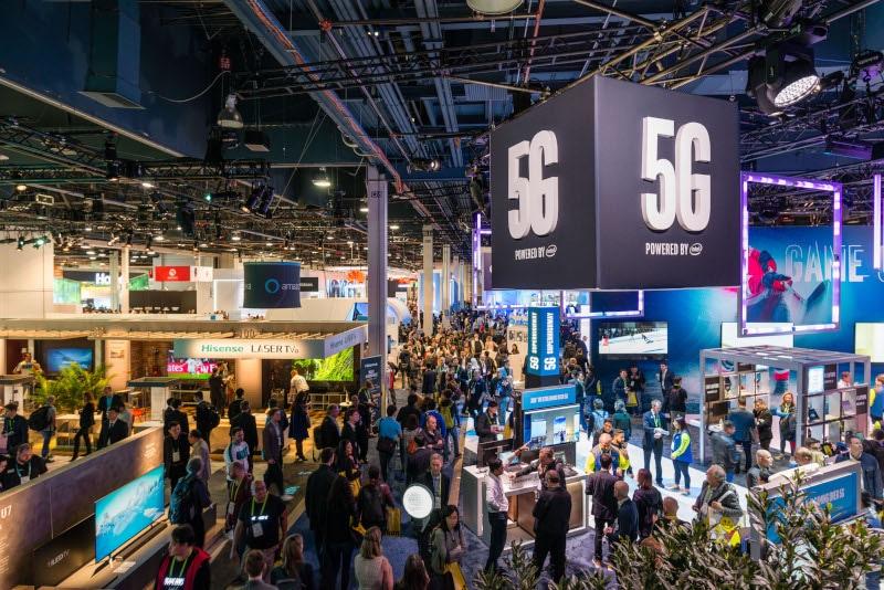 5g 5G  CES 2019