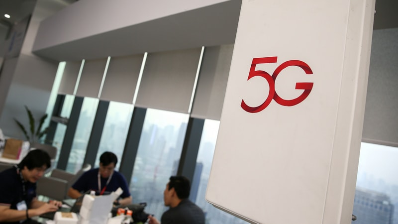 5G Wireless Tech Race Is On. Cisco Report Finds Americans Have an Early Lead