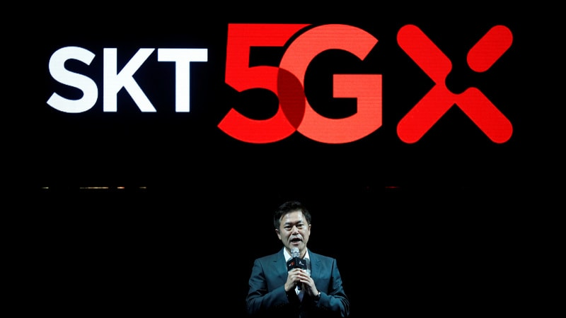 South Korean, US Telcos Roll Out 5G Services Early as Race Heats Up