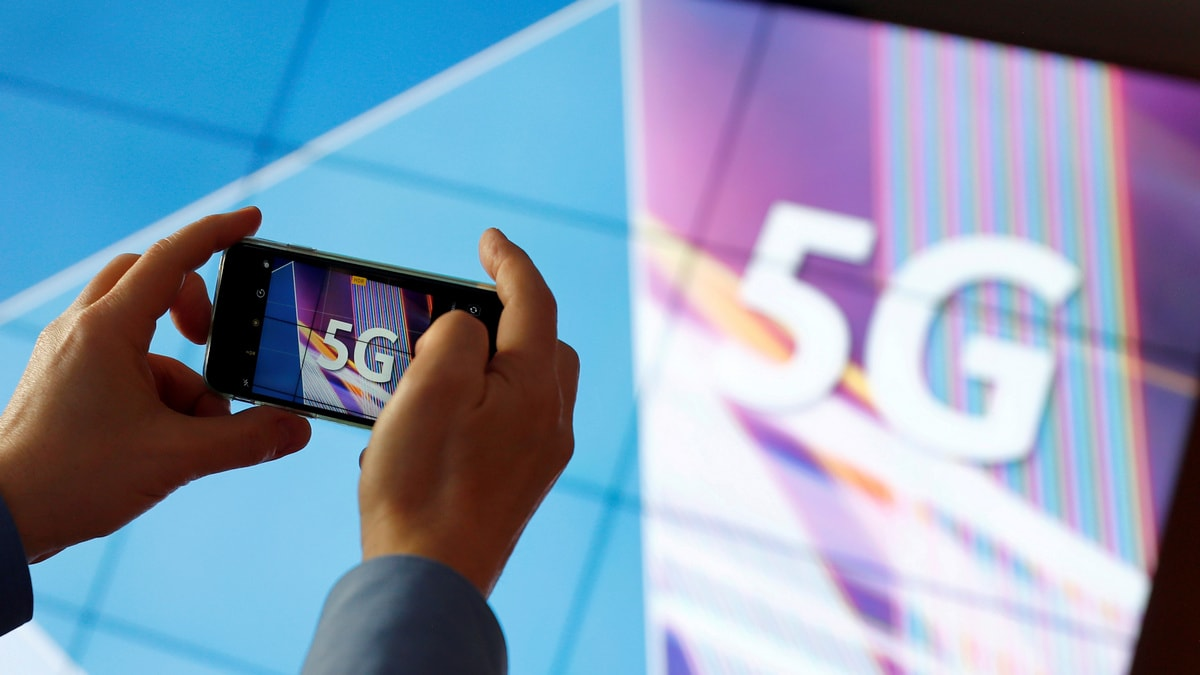 5G: EE Launches Next-Generation Mobile Network in UK