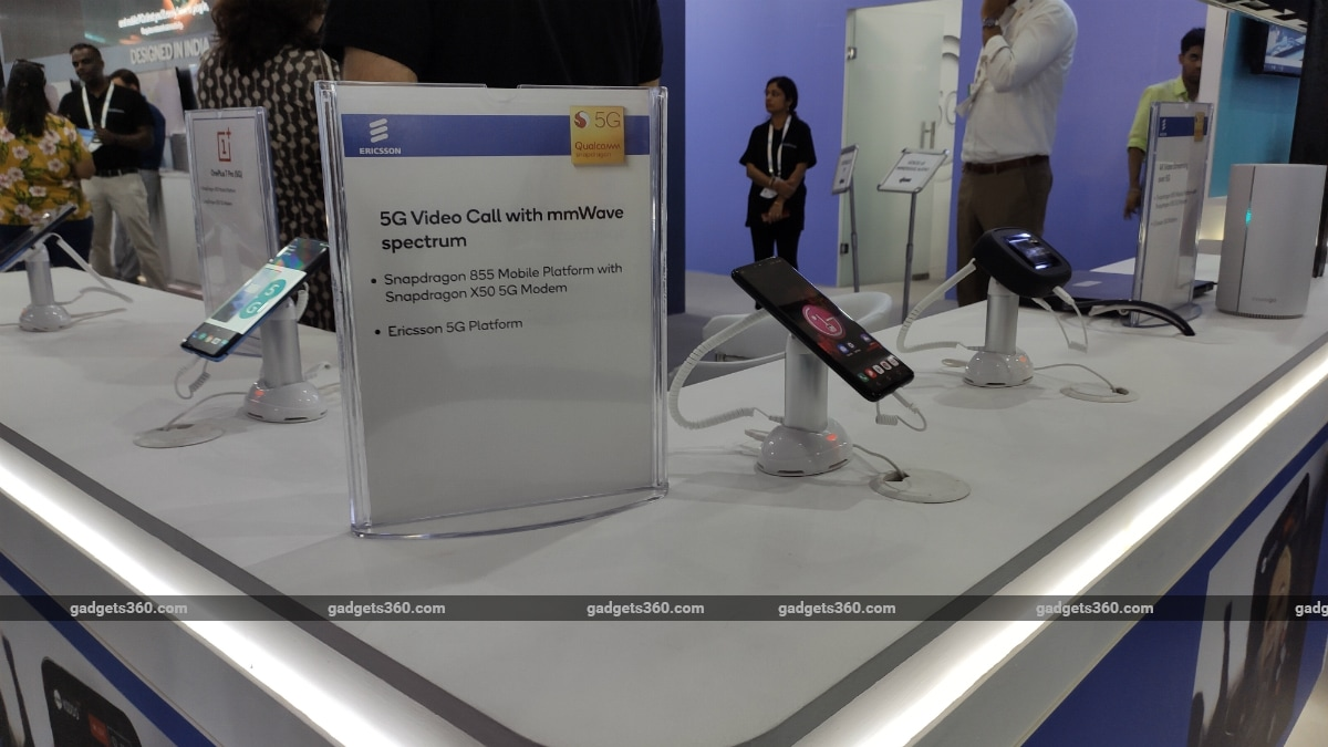 5g smartphone display imc 2019 gadgets 360 OnePlus  5G