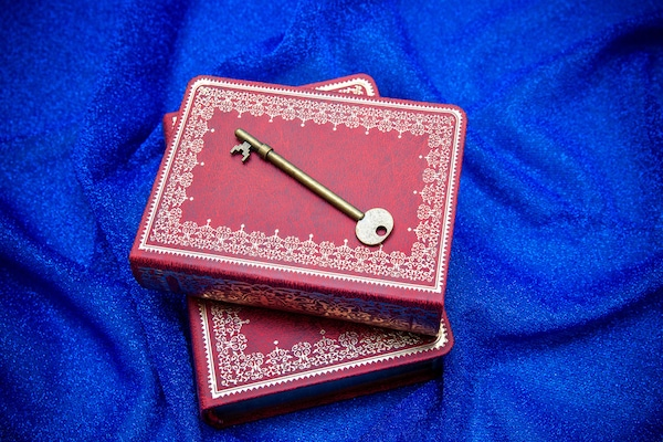 Find A Secret Partner In These Beautiful Diaries That Come With A Lock