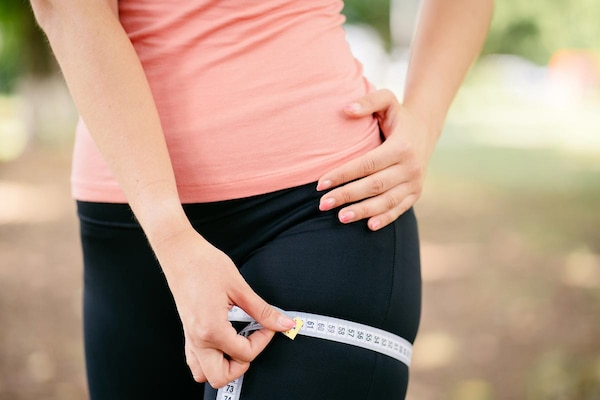 6 Exercises To Lose Thigh Fat At Home