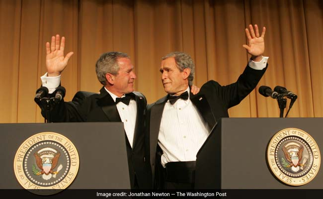 Donald Trump May Be The Best Thing That Ever Happened To George W Bush