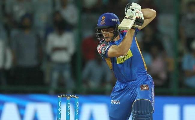 IPL 2018: जोस बटलर ने फिर खेली जोरदार पारी, राजस्थान ने मुंबई को 7 विकेट से हराया