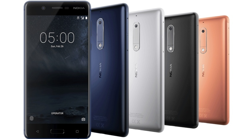 Nokia 5 Starts Receiving Android 9 0 Pie Update in India