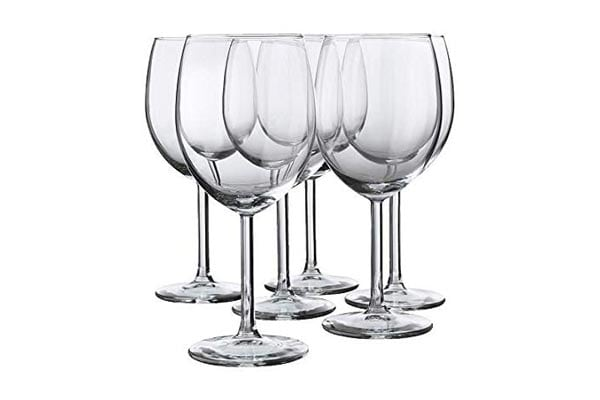 Happy New Year Gift: Wine Glasses