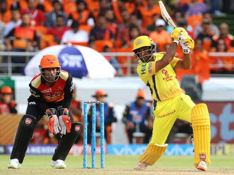 IPL 2018: Chennai Super Kings Eyeing To Seal Playoff Berth vs Table-Toppers SunRisers Hyderabad
