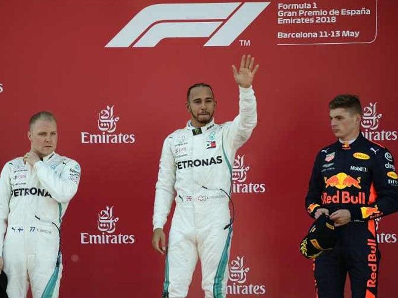 Mercedes Lewis Hamilton Wins Spanish Grand Prix, Extends Championship Lead