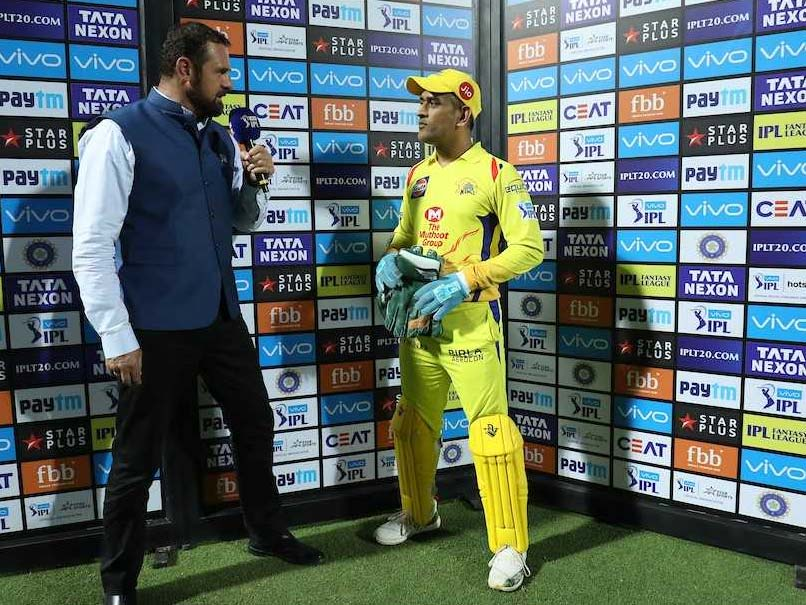 "IPL 2018: MS Dhoni Says ""Bowlers Let Us Down"" After Chennai Super Kings"