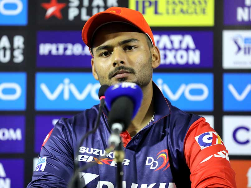 IPL: Rishabh Pant Scoffs At Rumours Of Being Upset About Team India Cold Shoulder