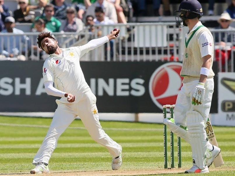 Mohammad Amir Suffers Injury Setback Ahead Of England vs Pakistan Test Series