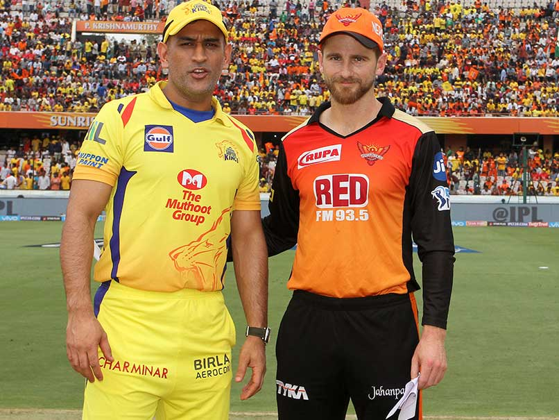 IPL Highlights, CSK vs SRH: Ambati Rayadu Hits Ton As Chennai Beat SunRisers