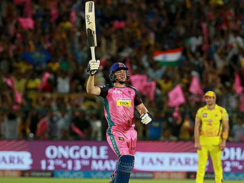 IPL 2018: Jos Buttler's Unbeaten 95 Helps Rajasthan Royals Beat Chennai Super Kings By 4 Wickets