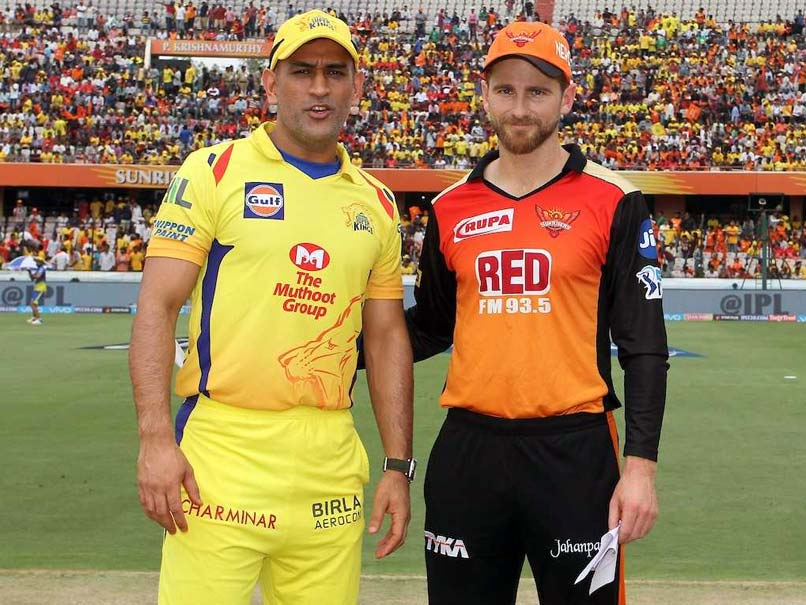 IPL 2018: When And Where To Watch CSK vs SRH, Live Coverage On TV, Live Streaming Online