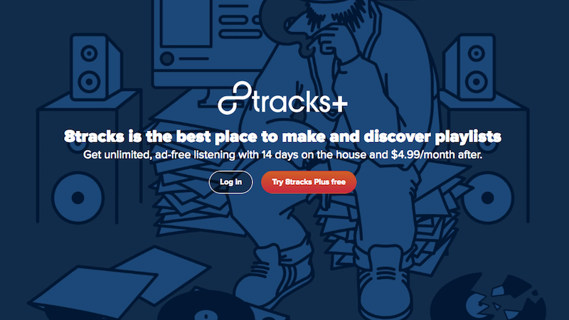 8tracks Internet Radio Service Hacked; Details of Millions of User Accounts Stolen