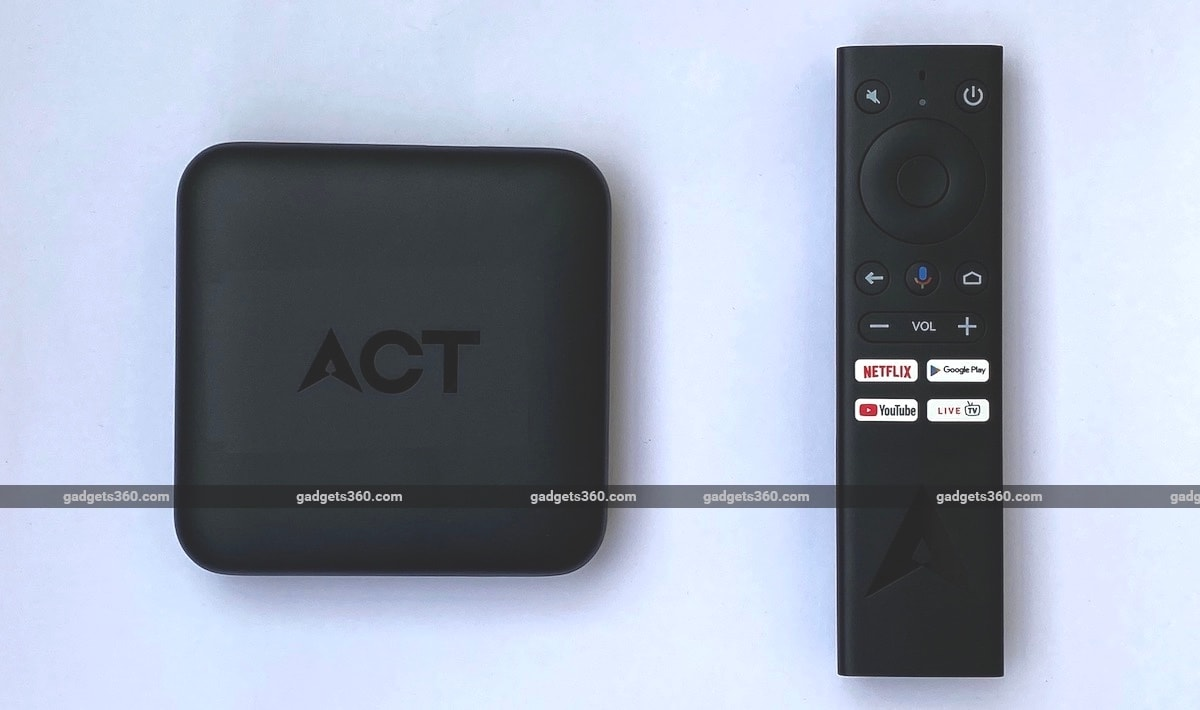 ACT Stream TV 4K Review 02 ACT Stream TV 4K review