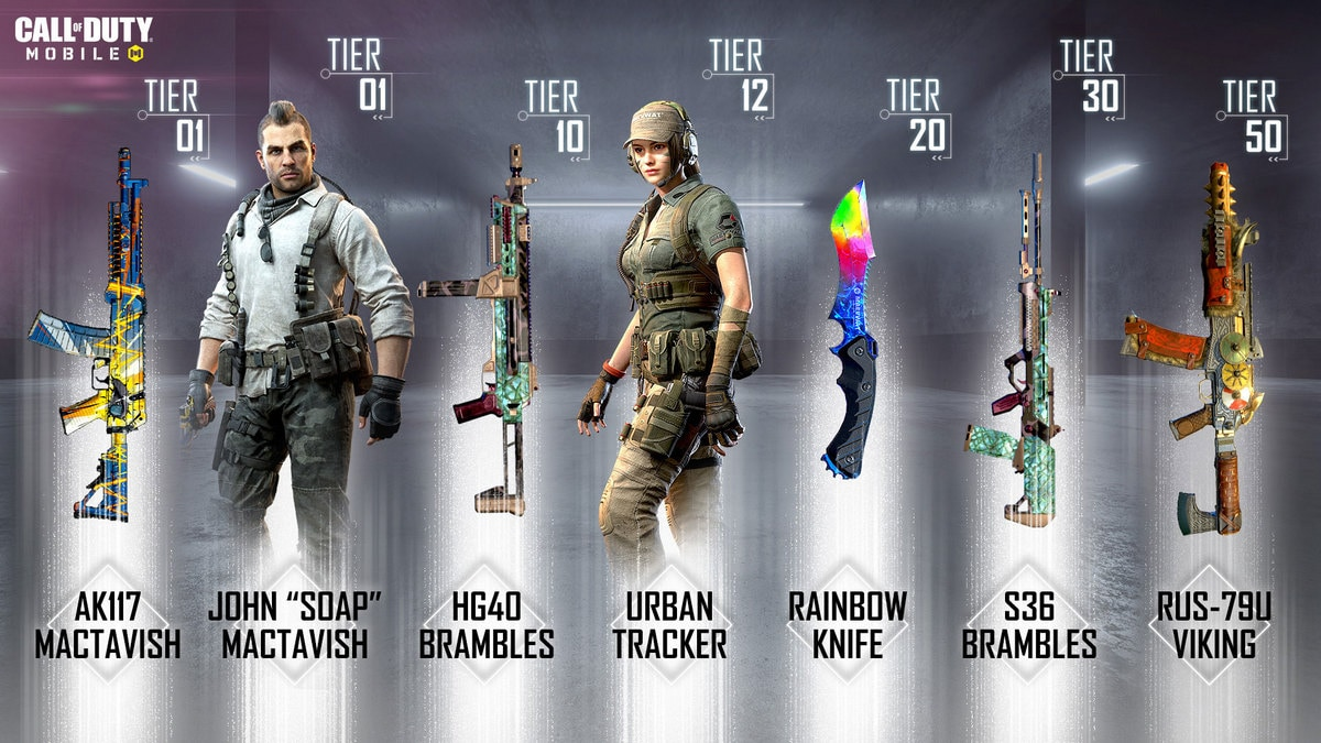 Call of Duty Mobile Season 4 Now Live, Brings New Multiplayer Map and Battle Pass