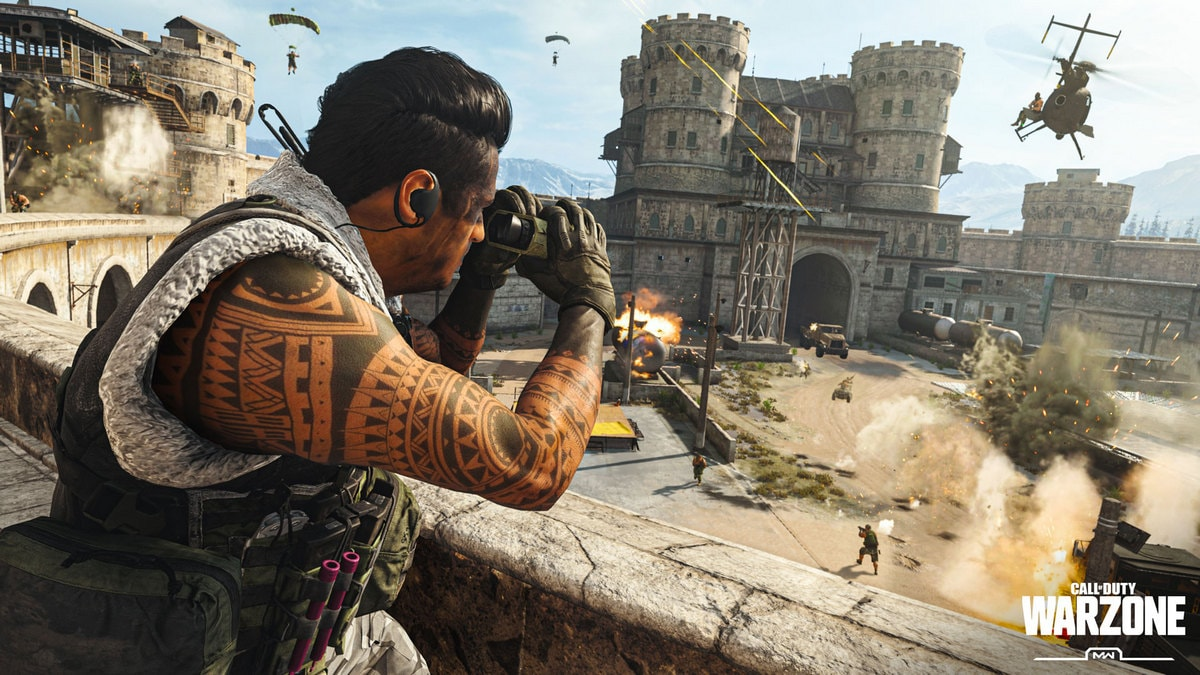 Call of Duty Adds Free-to-Play Warzone Mode With 150-Player Battle Royale, Plunder Game Mode