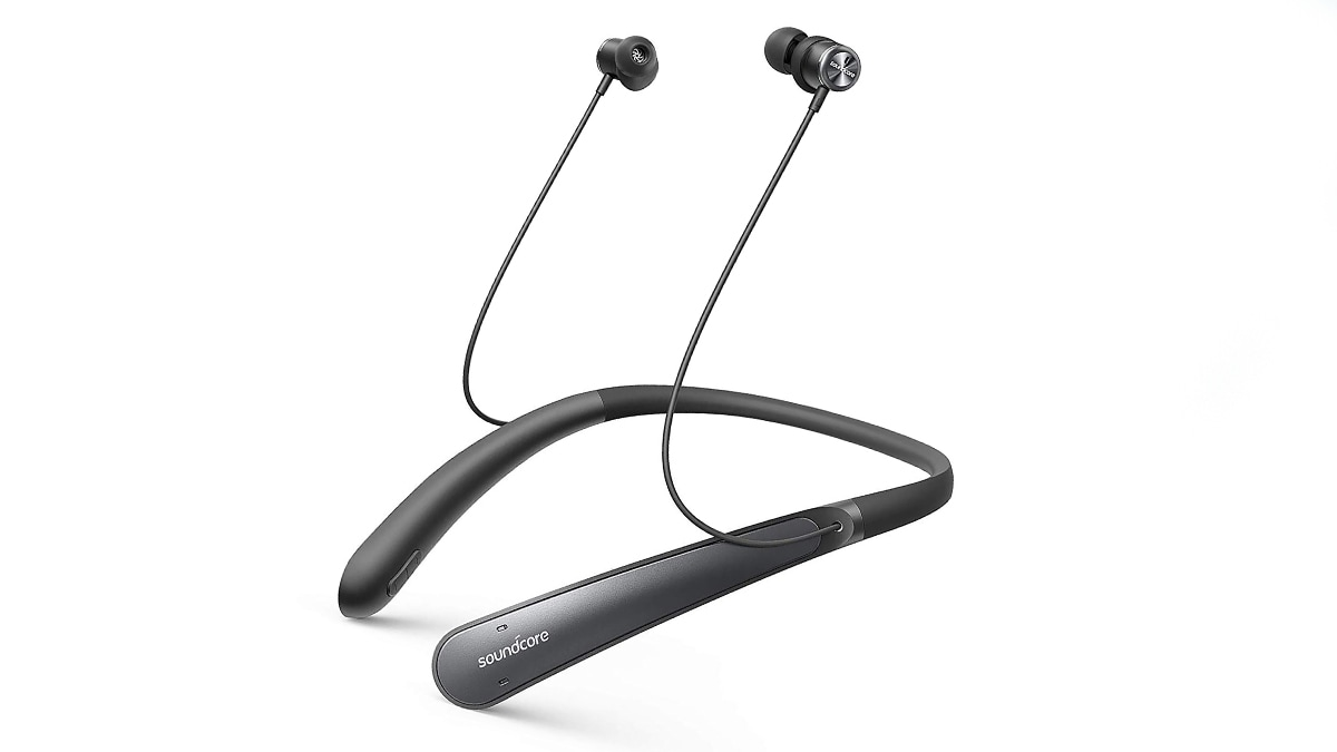 Anker Soundcore Life NC Neckband Bluetooth Earphones Launched in India at Rs. 11,999