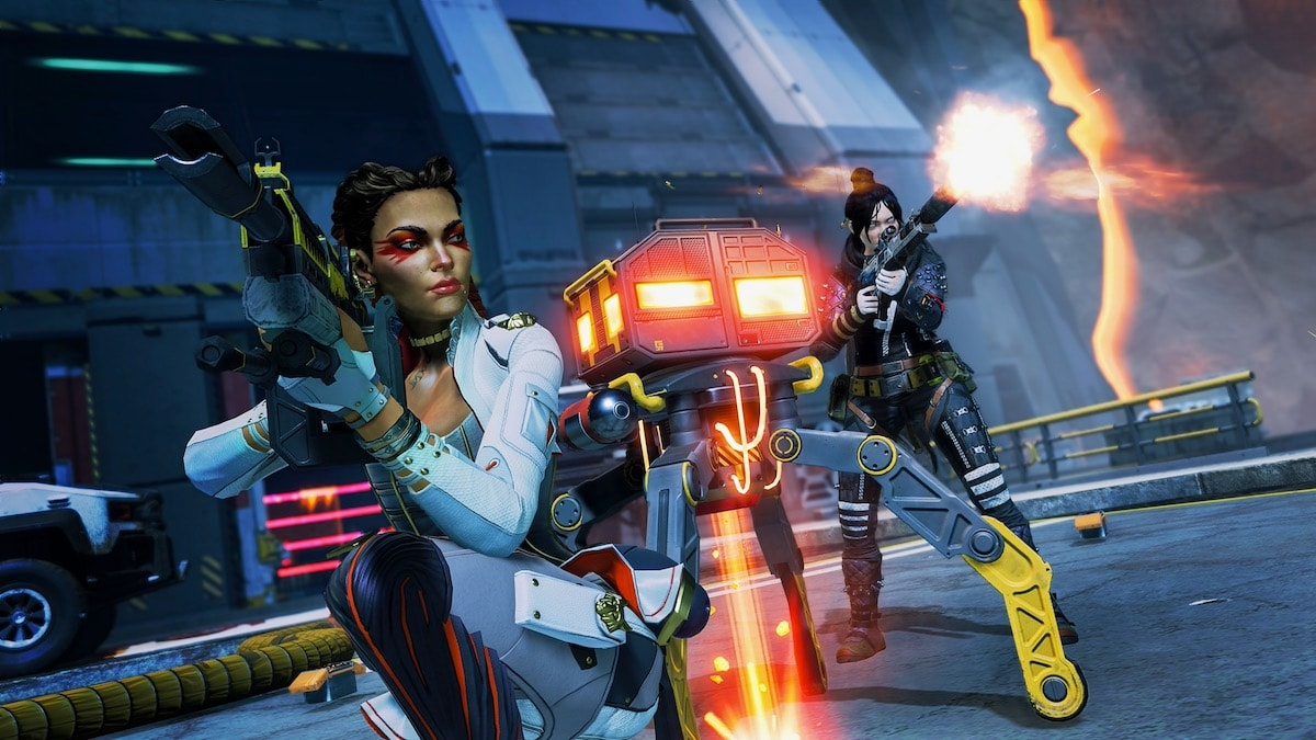 Apex Legends Cross-Play, on Nintendo Switch, Steam in Autumn 2020