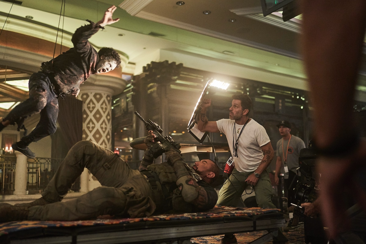 Army of the Dead 2 'Insane' Idea Ready to Go, Zack Snyder Says |  Entertainment News