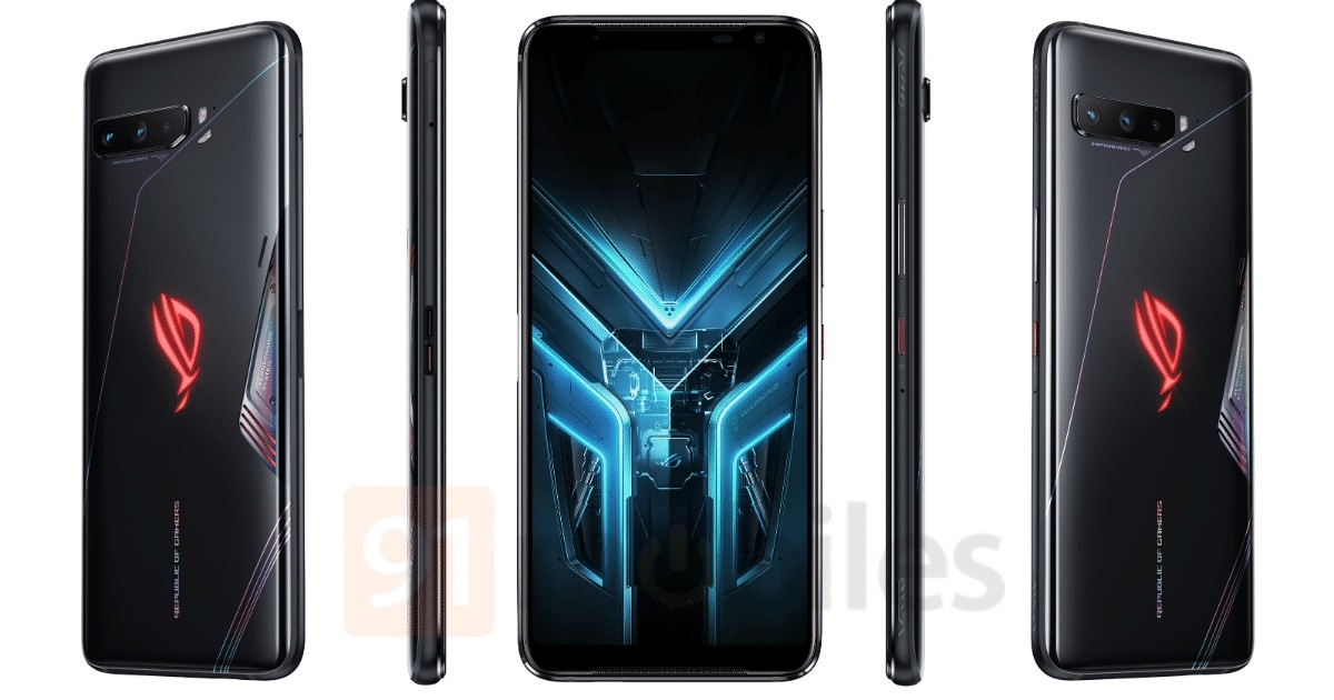 Asus Launches ROG Phone 3 With 144Hz Display & Up To 16GB RAM