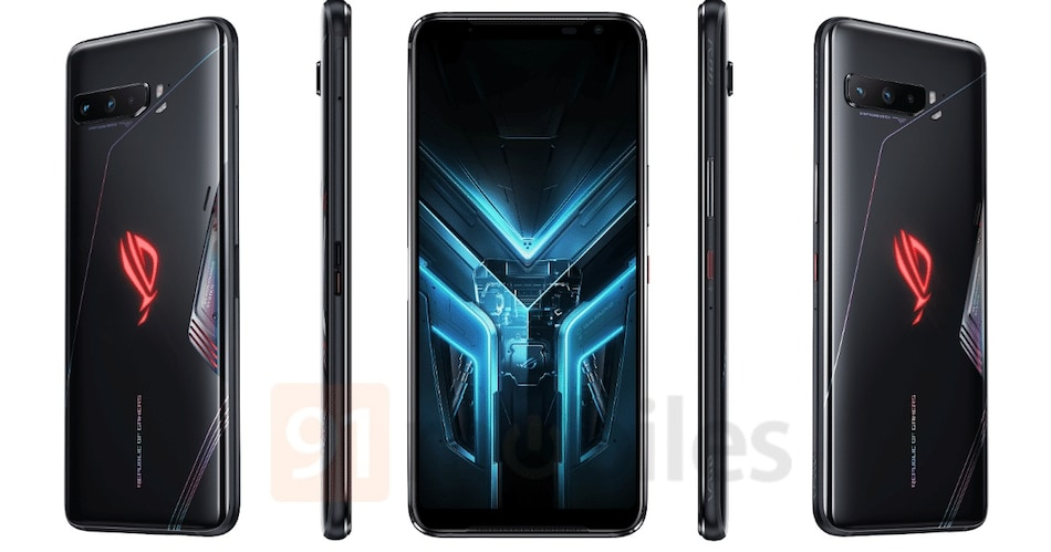 Asus ROG Phone 3 Launching in India Today: How to Watch Live Stream, Time, Expected Specifications