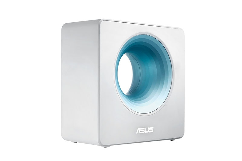 Asus Blue Cave WiFi Router Announced At Computex