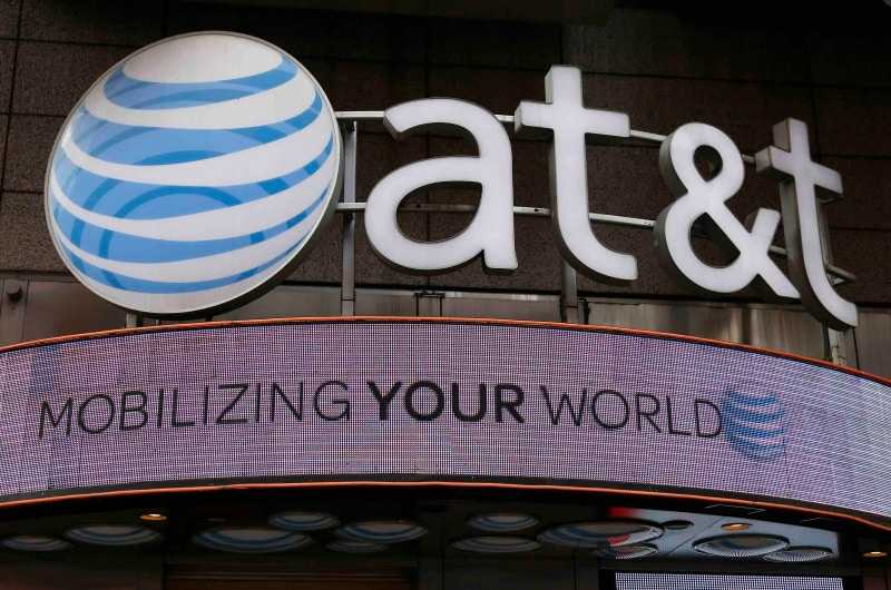 AT&T Said to Be Close to Buying Time Warner for $85 Billion