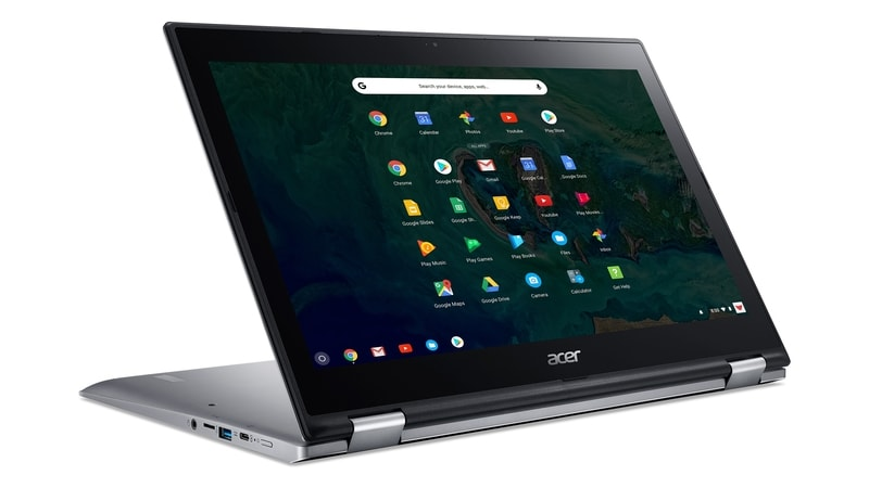 Acer Chromebook Spin 15, Chromebook Spin 13, and Swift 5 Laptop Launched