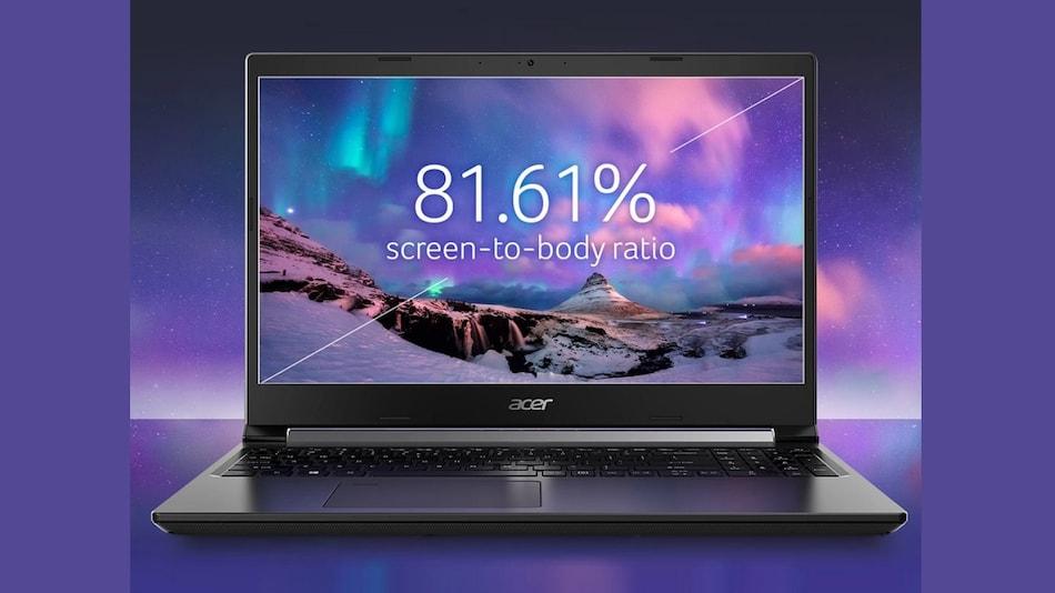 Acer Aspire 7 Refreshed With AMD Ryzen 5 5500U CPU, Nvidia GeForce GTX 1650 GPU in India