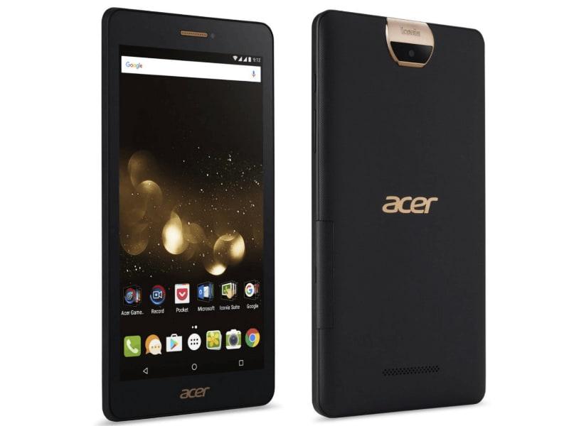 Acer Liquid Z6, Liquid Z6 Plus Smartphones; Iconia Talk S ...