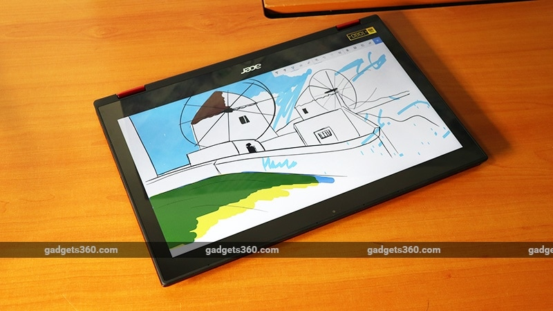 Acer Nitro 5 Spin tablet ndtv acer
