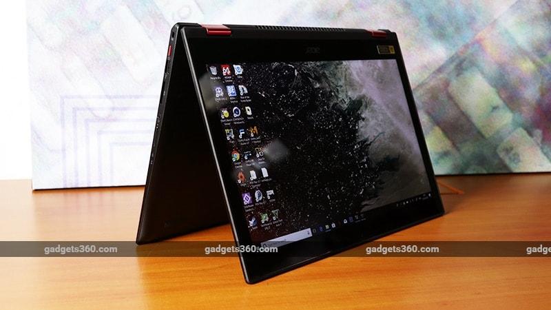 Acer Nitro 5 Spin Review | NDTV Gadgets360 com