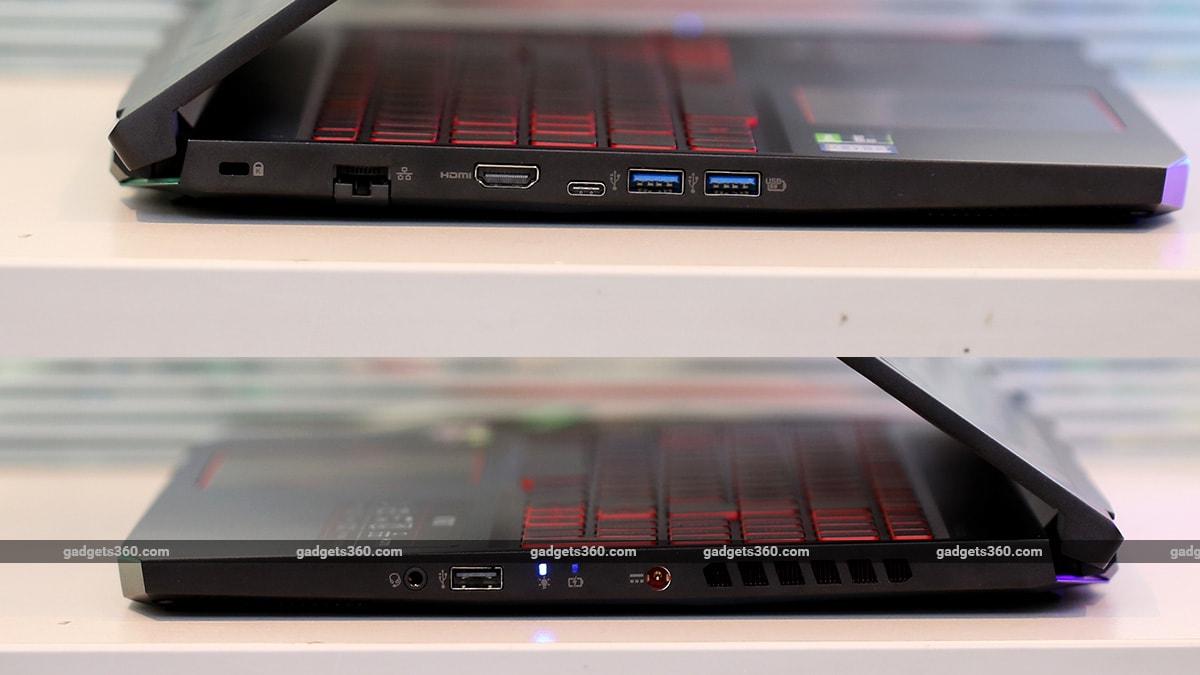 Acer Nitro 7 ports