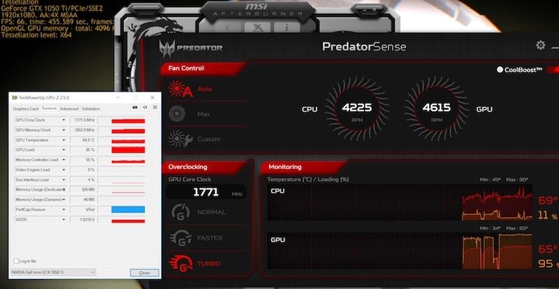 Acer Predator Helios 300 OC ndtv acer