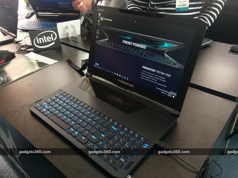 Acer Predator Triton 700, Helios 300 Slim Form Factor Gaming ...