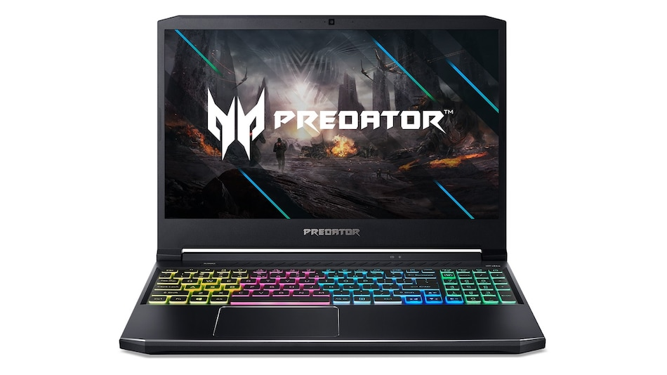 Acer Predator Helios 300, Predator Triton 300 Refreshed With 10th Gen Intel Processors in India