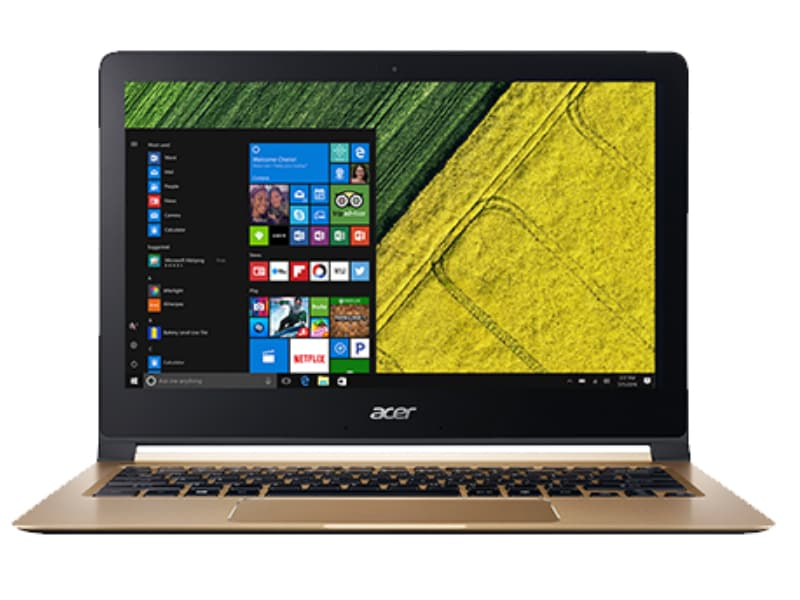 Acer Launches World's Thinnest Laptop, First Curved Display Laptop, and More at IFA 2016
