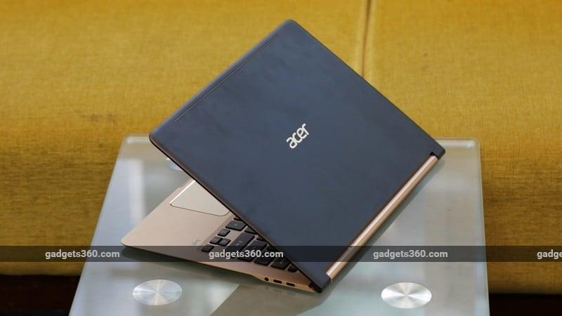 Acer Swift 7 Review | NDTV Gadgets360 com