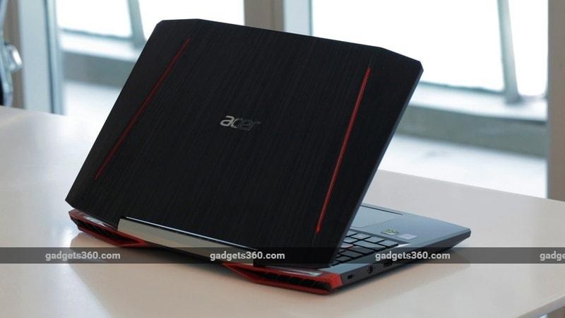 Acer VX 15 back ndtv acer