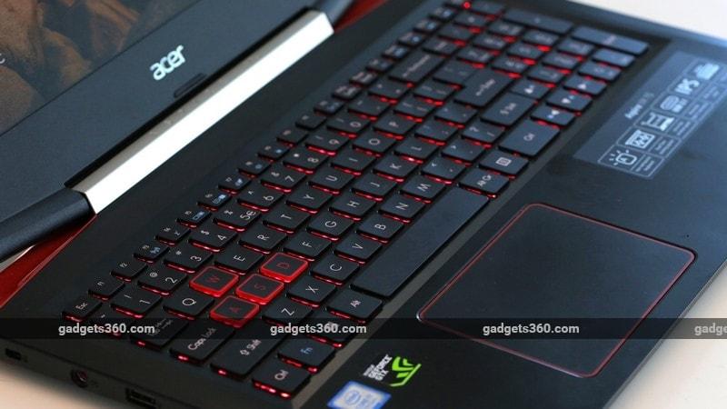 Acer VX 15 keys ndtv acer