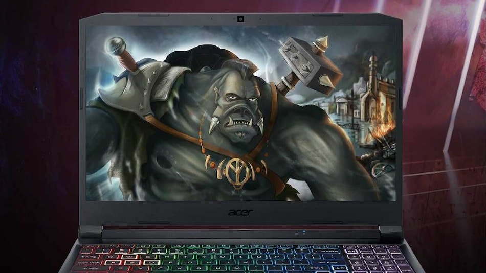 Acer Nitro 5 With 11th Gen Intel Tiger Lake CPU, Nvidia GeForce GTX 1650 Graphics Launched in India
