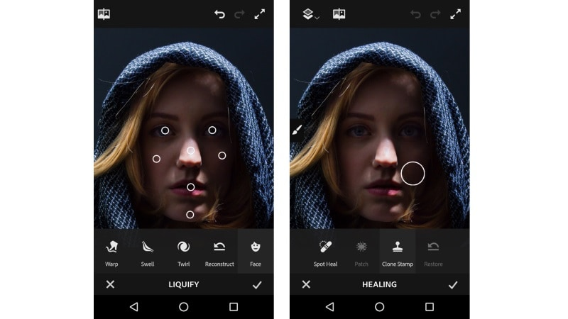Adobe Launches Fix, Sketch, and Comp CC Apps for Android; Unveils Project Felix 3D Design Tool