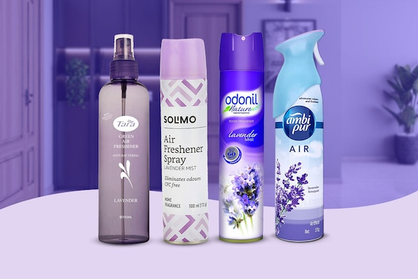 Best Air Fresheners With Lavender Fragrance: For A Calming Effect
