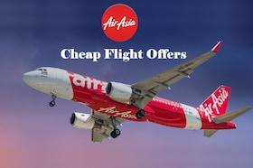 "AirAsia Offer on Domestic Flight 2018: Book Flight Tickets Starting <span class=""rupee"">Rs.</span>850"