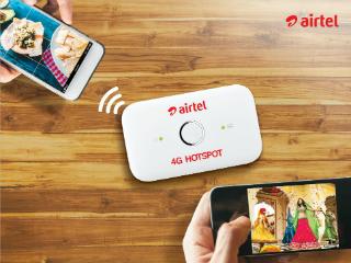 Airtel 4जी हॉटस्पॉट की कीमत हुई कम, 999 रुपये में मिलेगा