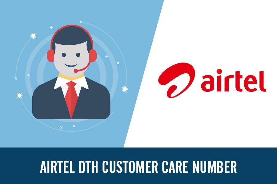 Airtel DTH Customer Care Number, Airtel Digital TV Toll Free