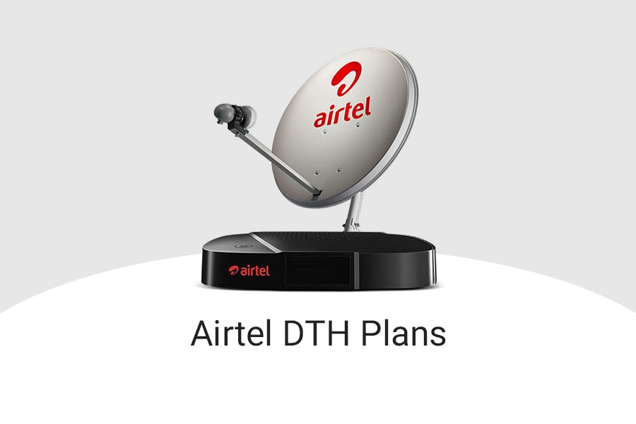 Airtel DTH New Plans 2019, Airtel DTH Recharge Packs Plan with Price